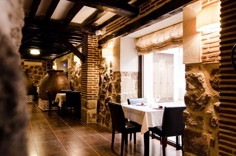 restaurante en San Martín de Valdeiglesias