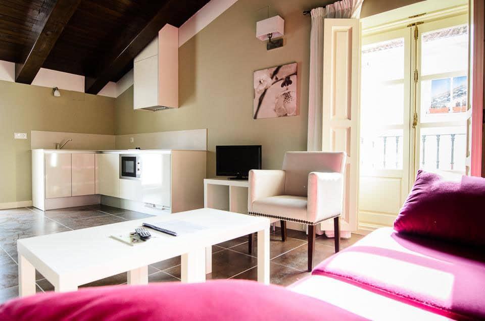 apartamento Hacienda la Coracera- Turismo de bienestar