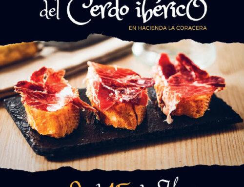 Jornadas Gastronómicas del Cerdo Ibérico en Hacienda la Coracera