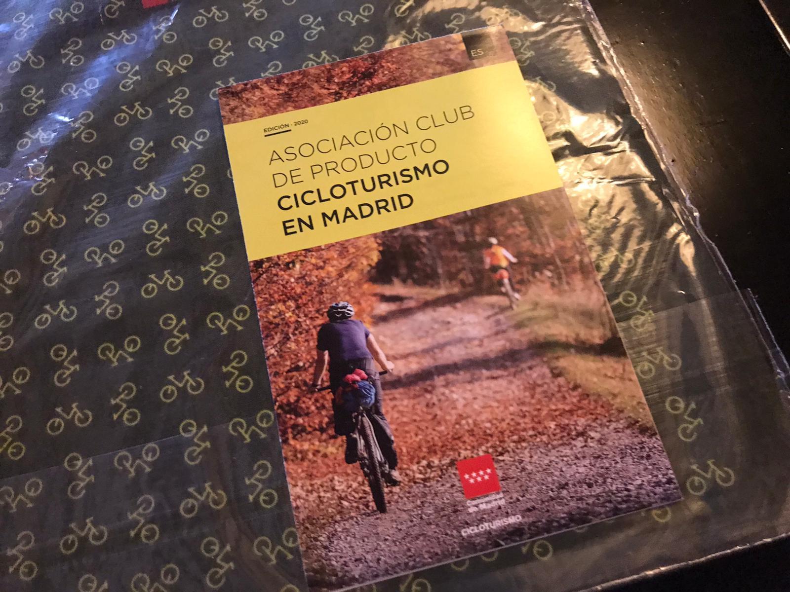 cicloturismo en Madrid