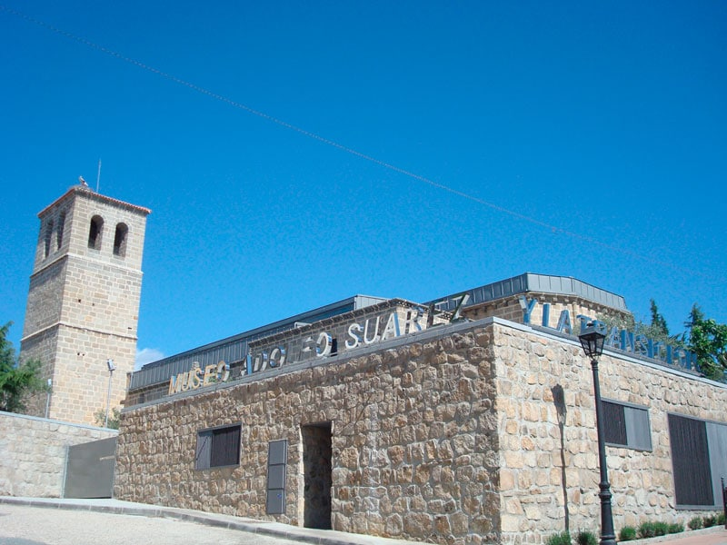 Museo Adolfo Suárez en Cebreros