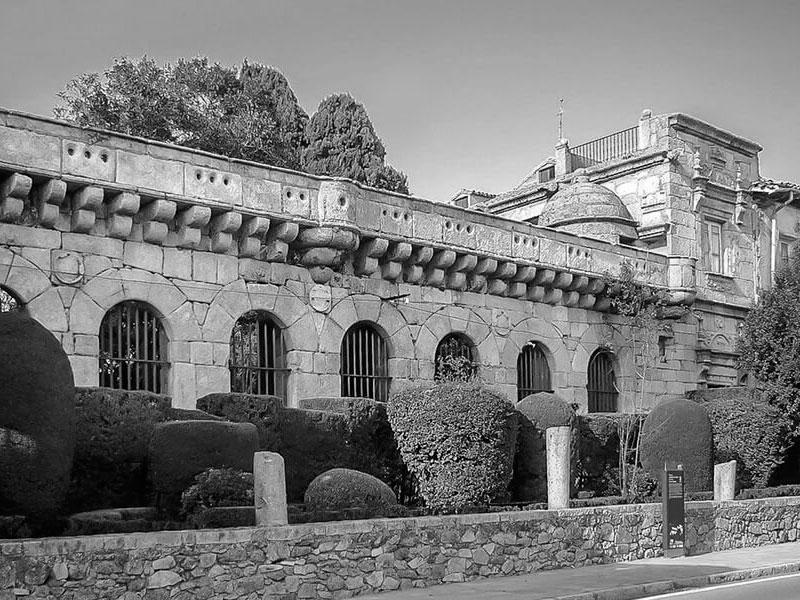visitar Cadalso de los Vidrios desde San Martín de Valdeiglesias - Hacienda La Coracera