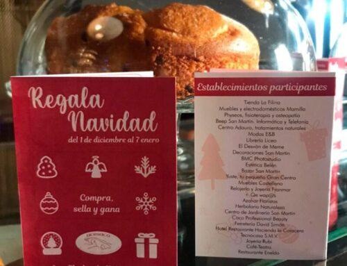Hacienda la Coracera participa en la campaña «Regala Navidad»