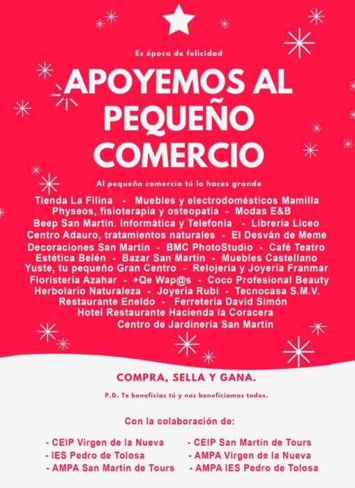 Regala Navidad San Martín de Valdeiglesias