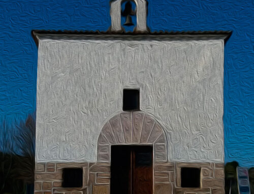 Ermita de la Sangre en San Martín de Valdeiglesias