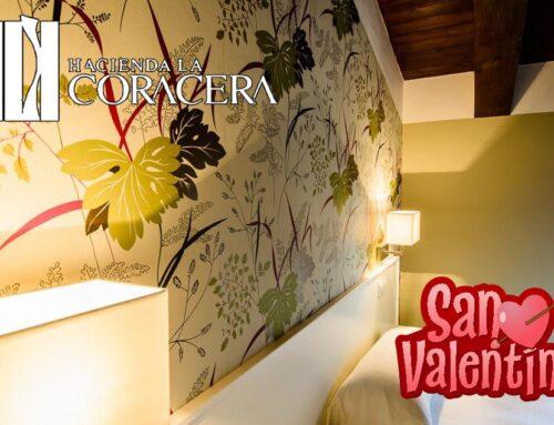 Celebrar San Valentín con Hacienda La Coracera