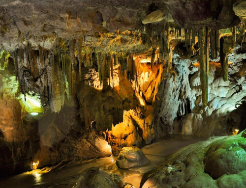 Las Cuevas del Águila, un tesoro escondido