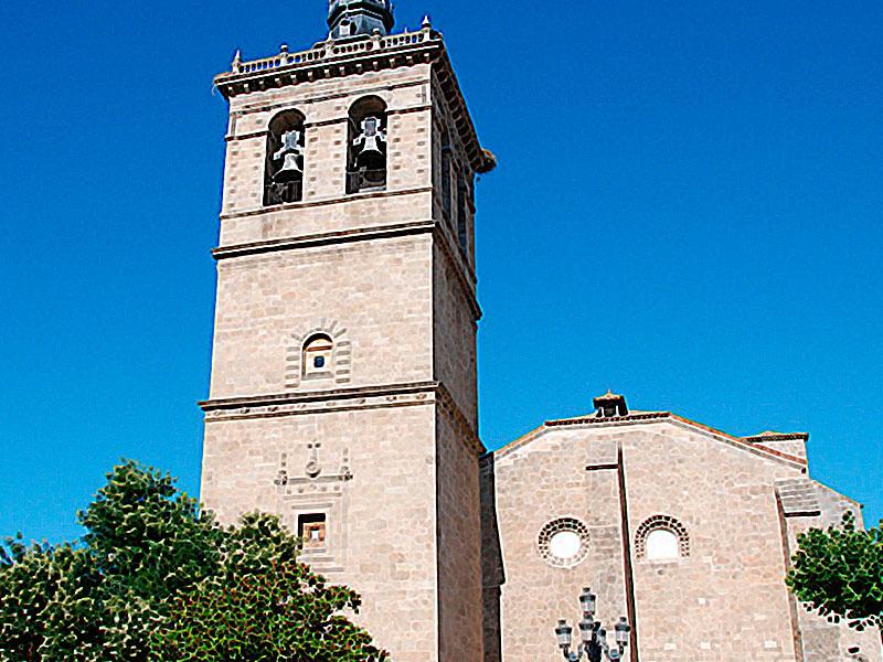 visitar Villa del Prado desde San Martín de Valdeiglesias - Hacienda La Coracera