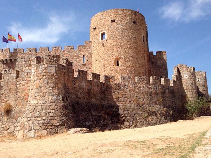 visitar La Adrada desde San Martín de Valdeiglesias - Hacienda La Coracera