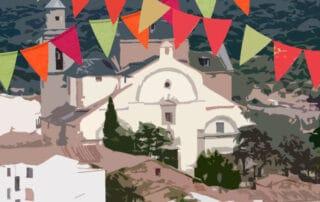 Programa cultural en honor a la Virgen de la Nueva 2021 - Hacienda La Coracera