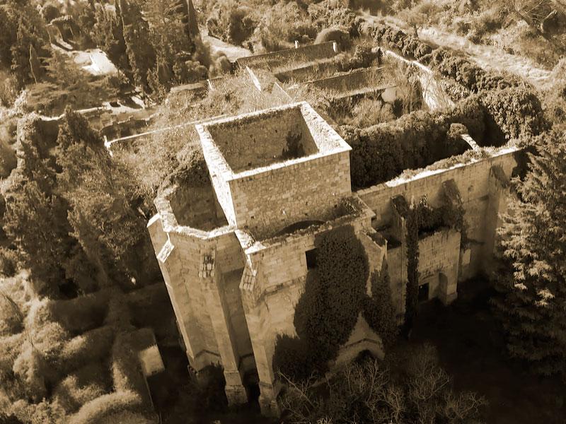 Monasterio de San Jerónimo de Guisando - Hacienda La Coracera