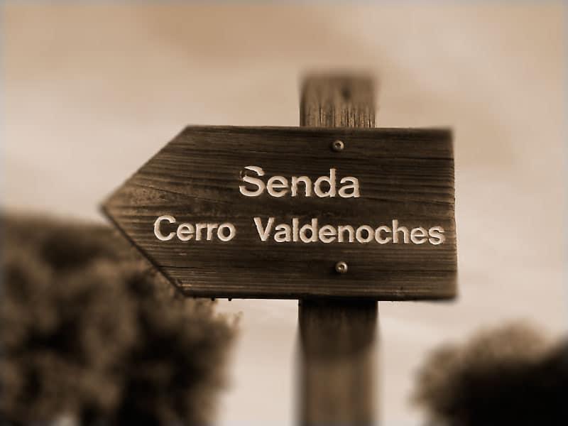 Senda del Cerro Valdenoches - Hacienda La Coracera